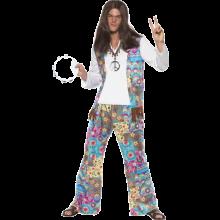 Groovy Hippiedräkt