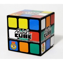 Rubiks Kub Två Omöjliga Pussel