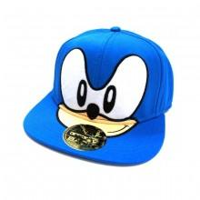 Sonic Snapback Keps