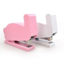 Bunny Stapler- Rosa Kaninformad häftapparat