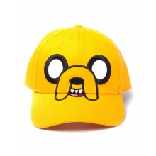 Adventure Time Jake Justerbar Keps