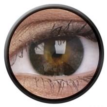 Färgade linser eyelush choco