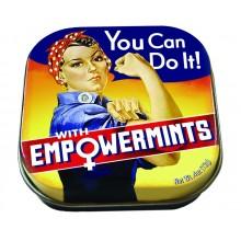 Mintpastiller Empowermints Plåtask