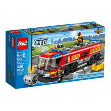 LEGO City Great Vehicles Flygplatsbrandbil
