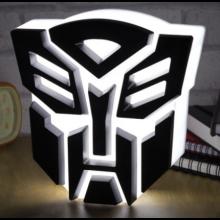 Transformers Autobot-lampa