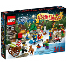 Lego City Adventskalender (2014) 60063