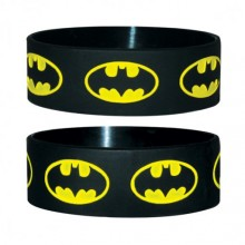BATMAN - LOGO SILICON ARMBAND