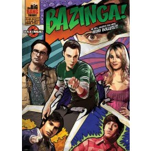 THE BIG BANG THEORY (COMIC BAZINGA) POSTER