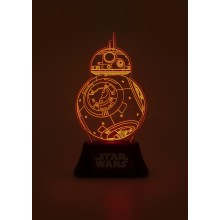 Star Wars BB-8 Bordslampa