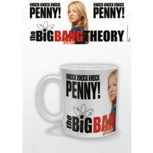 BIG BANG THEORY (KNOCK) MUGG