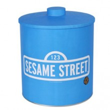 Sesame Street Cookie Monster Kakburk