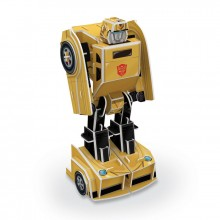 Transformers Bumble Bee 3D-pussel