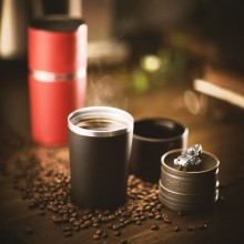 Cafflano Klassic All-in-one Kaffemaskin
