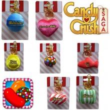 Candy Crush Nyckelring