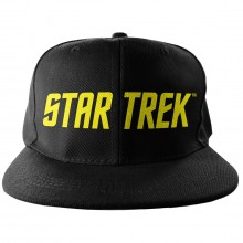 Star Trek Logo Snapback Keps