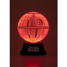 Star Wars Death Star Bordslampa