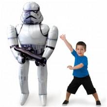 Folieballong Stormtrooper Airwalker