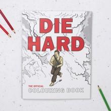 Die Hard Målarbok För Vuxna