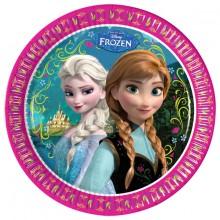 Tallrikar Frozen 8-pack