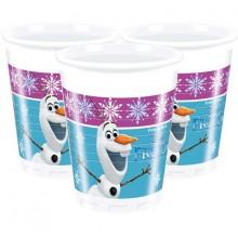 Plastglas Frozen 8-pack