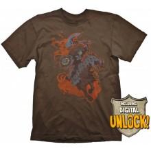 DOTA 2 T-Shirt Chaos Knight + Digital Unlock