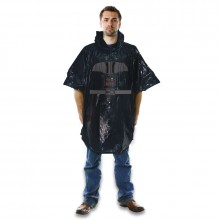 Star Wars Darth Vader Poncho