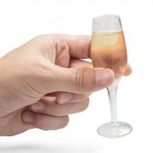 Champagne Shotglas 4st