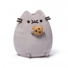 Pusheen The Cat Mjukisdjur Med Kaka 23cm