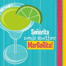 Servetter Margarita 16-pack