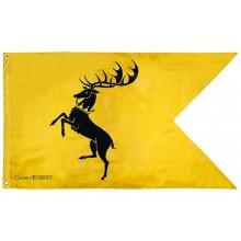 Game Of Thrones Flagga Baratheon