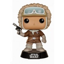 Star Wars POP! Bobble-Head Han Solo Hoth