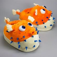 Blåsfisk Tofflor