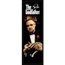 THE GODFATHER (CAT) DÖRRPOSTER
