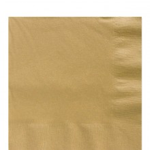 Servetter Guld 20-pack