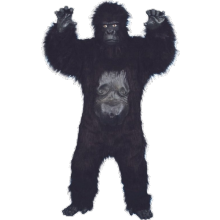 Lyxig Gorilladräkt