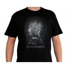 GoT Järntronen T-Shirt Svart