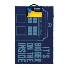 Doctor Who Dörmatta Tardis