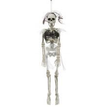 Skelett Hängande Brud