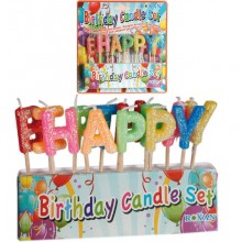 Happy Birthday Ljus