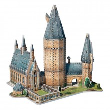 Harry Potter 3D-Pussel Hogwarts Great Hall