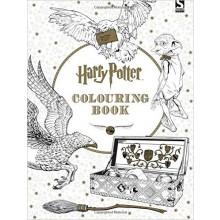 Harry Potter Målarbok För Vuxna
