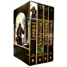 The Hobbit/The Lord of the Rings : Boxed set