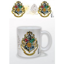 HARRY POTTER - HOGWARTS CREST MUGG