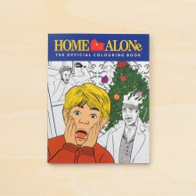 Home Alone Målarbok För Vuxna