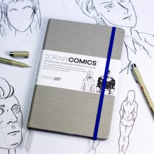 I Draw Comics Ritbok