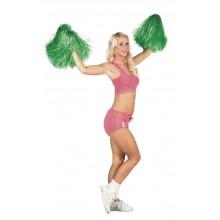 Cheerleader Pom Pom Grön