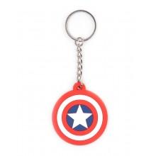 Marvel Captain America Sköld Nyckelring