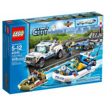 LEGO City Polis - Polispatrull