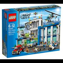 LEGO City Polis - Polisstation