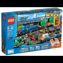 LEGO City Trains - Godståg